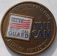 North Carolina National Guard  - 3$